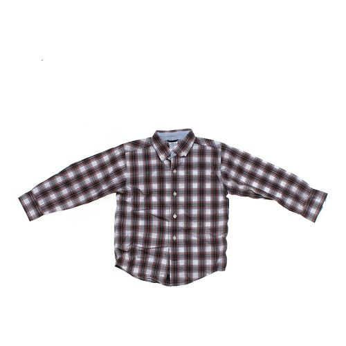 Gymboree Plaid Shirt in size 4/4T at up to 95% Off - Swap.com