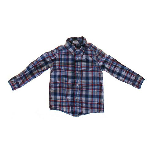 Healthtex Plaid Shirt in size 4/4T at up to 95% Off - Swap.com