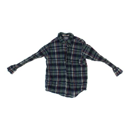 Indian Madras Plaid Shirt in size 10 at up to 95% Off - Swap.com