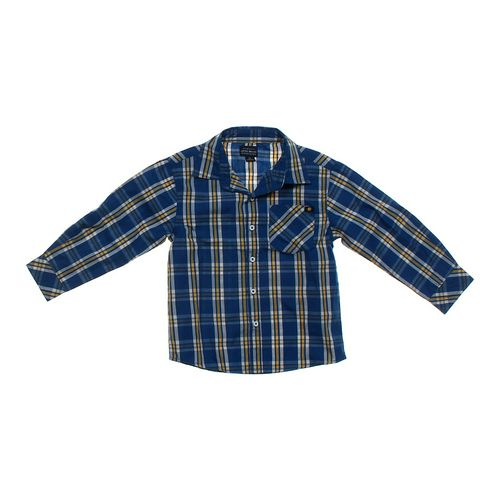 Lucky Brand Plaid Shirt in size 4/4T at up to 95% Off - Swap.com