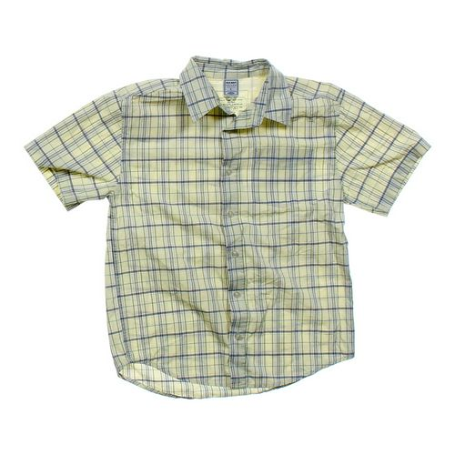 Old Navy Plaid Shirt in size 14 at up to 95% Off - Swap.com