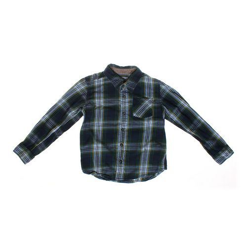 Sonoma Plaid Shirt in size 7 at up to 95% Off - Swap.com