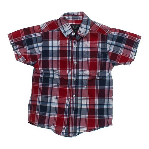 The Children's Place Plaid Shirt in size 4/4T at up to 95% Off - Swap.com