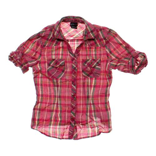 Girls Plaid Shirt in size 10 at up to 95% Off - Swap.com