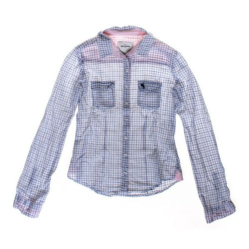Abercrombie Kids Plaid Shirt in size 14 at up to 95% Off - Swap.com