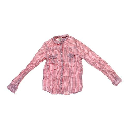 Aéropostale Plaid Shirt in size JR 3 at up to 95% Off - Swap.com