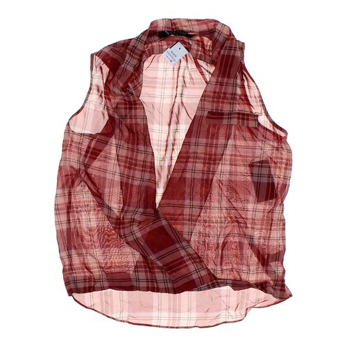 Ali & Kris Plaid Shirt in size JR 7 at up to 95% Off - Swap.com