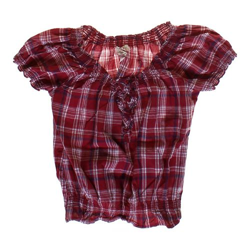Op Plaid Shirt in size JR 11 at up to 95% Off - Swap.com