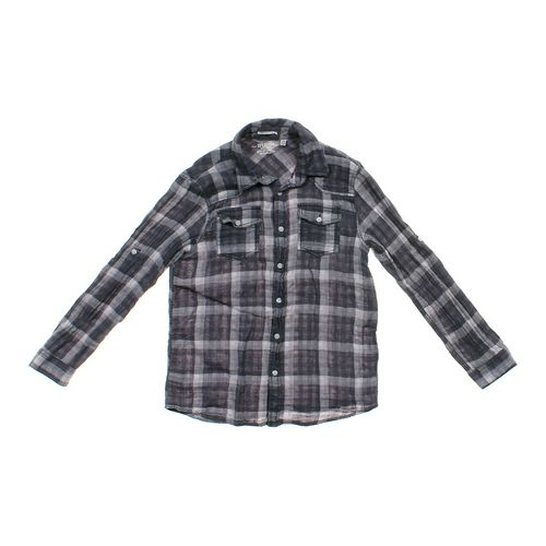 Ruum Plaid Shirt in size 14 at up to 95% Off - Swap.com