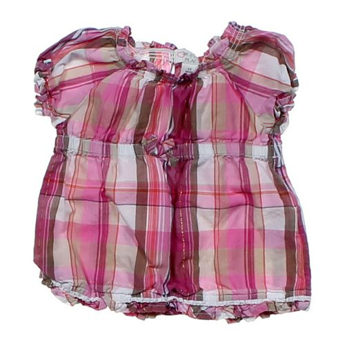 The Children's Place Plaid Shirt in size 12 mo at up to 95% Off - Swap.com
