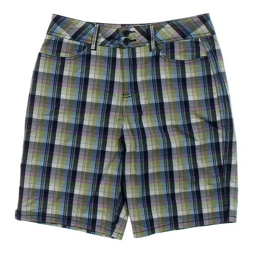 Faded Glory Plaid Shorts in size 4 at up to 95% Off - Swap.com