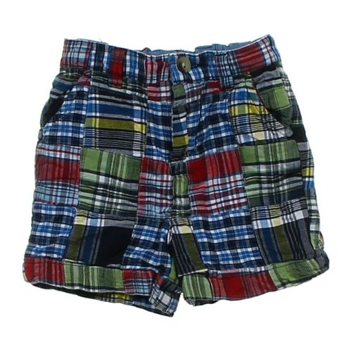 Authentic Kids Plaid Shorts in size 3 mo at up to 95% Off - Swap.com