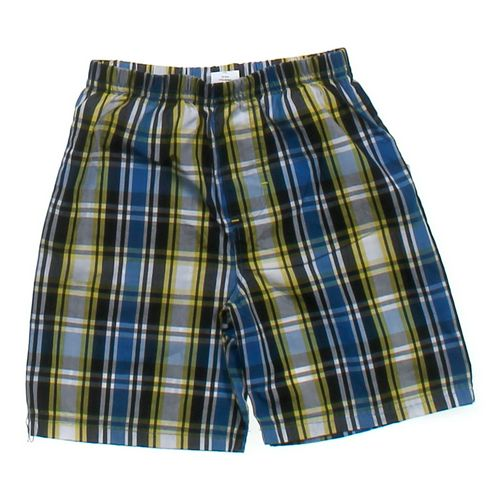 Batman Plaid Shorts in size 5/5T at up to 95% Off - Swap.com