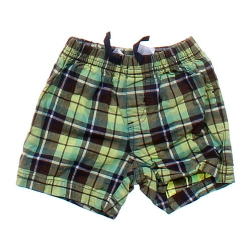 Carter's Plaid Shorts in size 6 mo at up to 95% Off - Swap.com