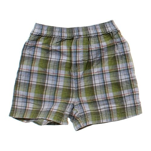 Carter's Plaid Shorts in size 9 mo at up to 95% Off - Swap.com