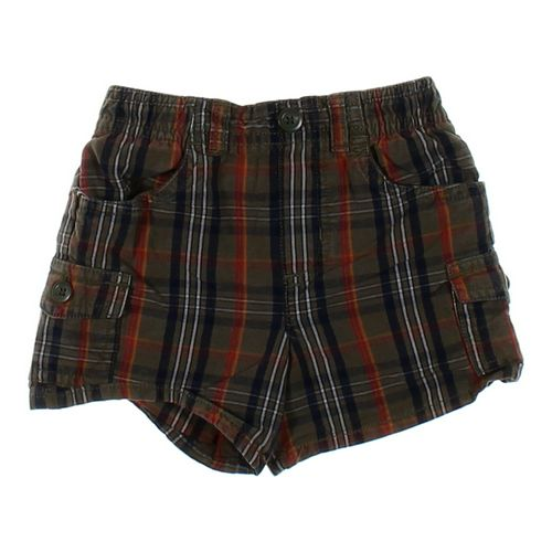 Cherokee Plaid Shorts in size 12 mo at up to 95% Off - Swap.com