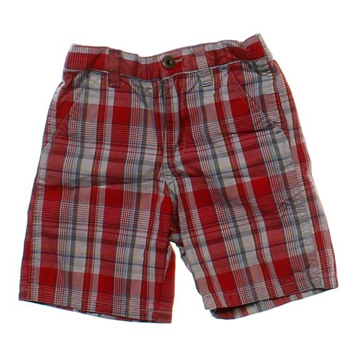 Cherokee Plaid Shorts in size 3/3T at up to 95% Off - Swap.com