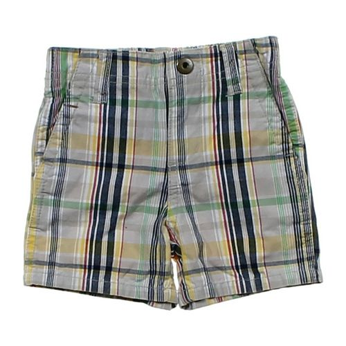 Cherokee Plaid Shorts in size 6 mo at up to 95% Off - Swap.com
