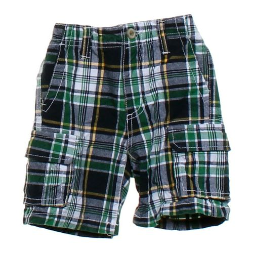 Crazy 8 Plaid Shorts in size 12 mo at up to 95% Off - Swap.com