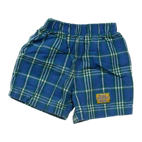 Disney Plaid Shorts in size 6 mo at up to 95% Off - Swap.com