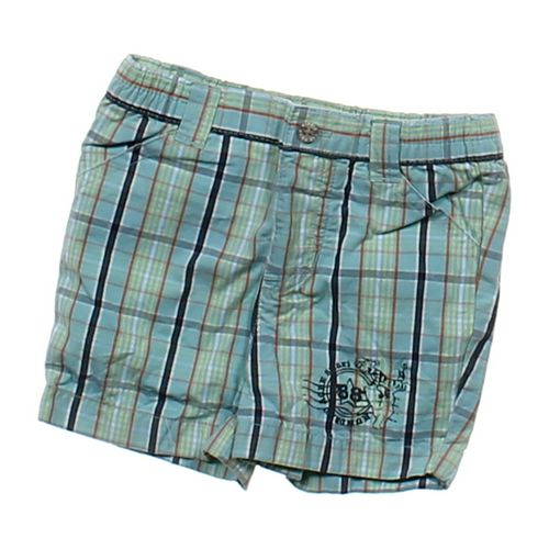 Disney Plaid Shorts in size NB at up to 95% Off - Swap.com