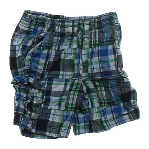 Faded Glory Plaid Shorts in size 18 mo at up to 95% Off - Swap.com