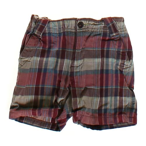 Genuine Kids from OshKosh Plaid Shorts in size 18 mo at up to 95% Off - Swap.com