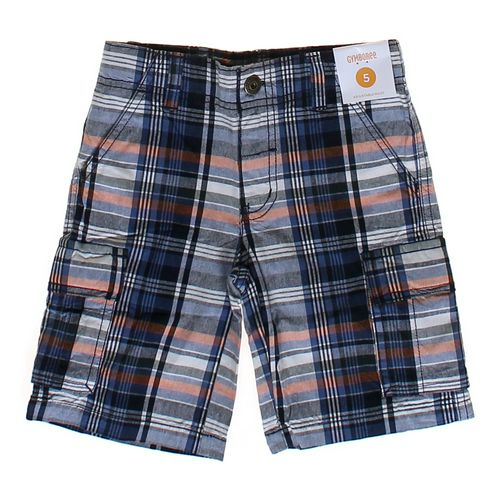 Gymboree Plaid Shorts in size 5/5T at up to 95% Off - Swap.com