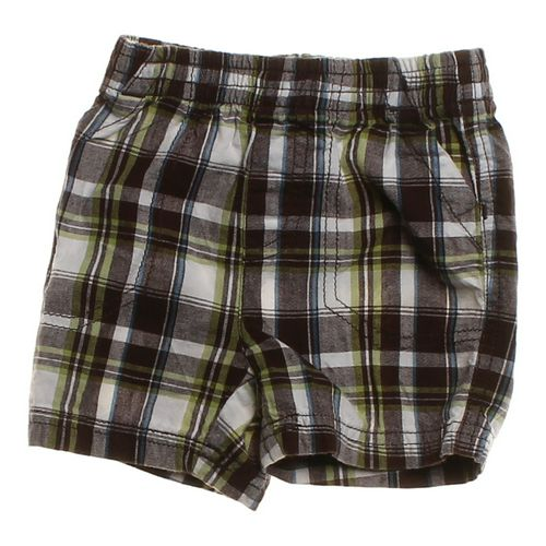 Jumping Beans Plaid Shorts in size 6 mo at up to 95% Off - Swap.com