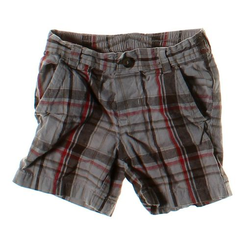 Kid Zone Plaid Shorts in size 12 mo at up to 95% Off - Swap.com