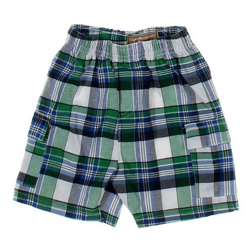 Kids Headquarters Plaid Shorts in size 12 mo at up to 95% Off - Swap.com