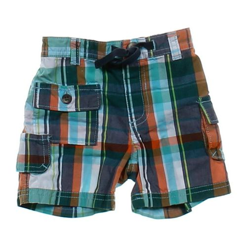 Old Navy Plaid Shorts in size 3 mo at up to 95% Off - Swap.com