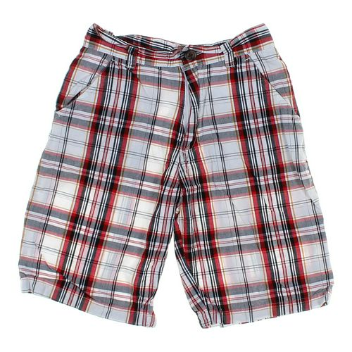 Street Property Plaid Shorts in size 7 at up to 95% Off - Swap.com