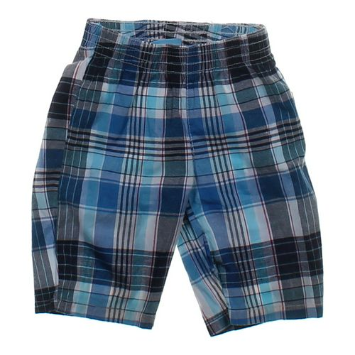 Thomas & Friends Plaid Shorts in size 4/4T at up to 95% Off - Swap.com