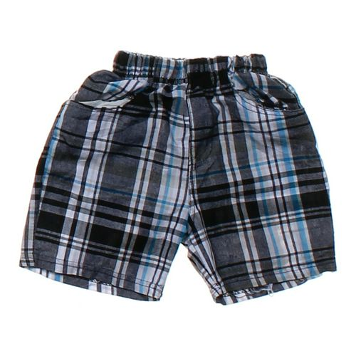 Tuff Guys Plaid Shorts in size 24 mo at up to 95% Off - Swap.com