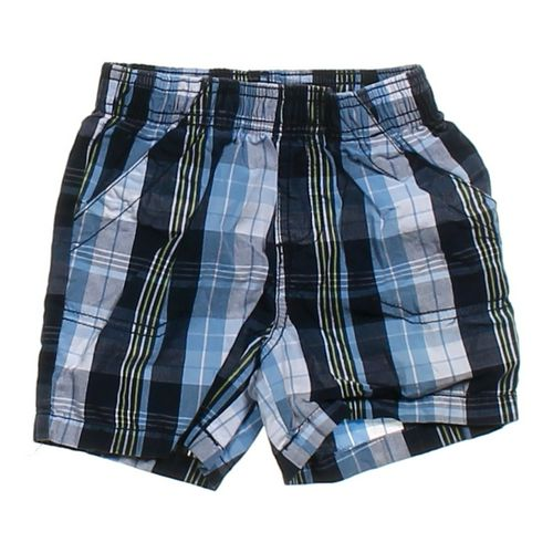 WonderKids Plaid Shorts in size 12 mo at up to 95% Off - Swap.com