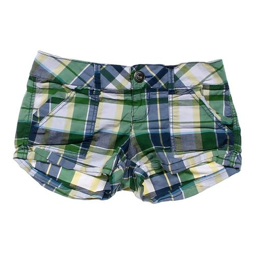 Aéropostale Plaid Shorts in size JR 1 at up to 95% Off - Swap.com