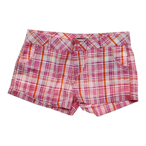 Angel Kiss Plaid Shorts in size JR 11 at up to 95% Off - Swap.com