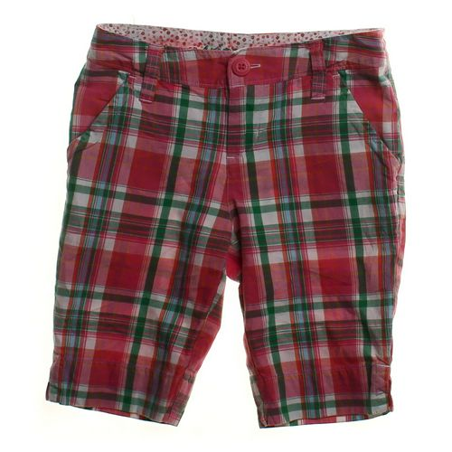 Arizona Plaid Shorts in size 8 at up to 95% Off - Swap.com