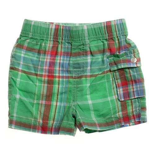 Chaps Plaid Shorts in size 9 mo at up to 95% Off - Swap.com