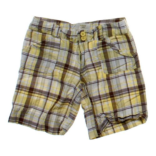 Miss Lili Plaid Shorts in size JR 3 at up to 95% Off - Swap.com