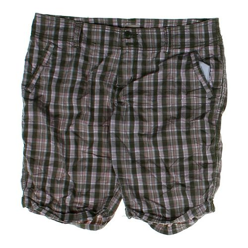 Mossimo Supply Co. Plaid Shorts in size JR 11 at up to 95% Off - Swap.com