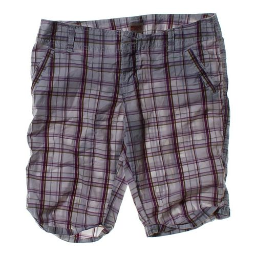 Mossimo Supply Co. Plaid Shorts in size JR 7 at up to 95% Off - Swap.com