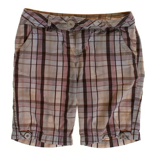 SO Plaid Shorts in size JR 3 at up to 95% Off - Swap.com