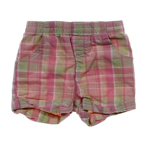 Young Hearts Plaid Shorts in size 3 mo at up to 95% Off - Swap.com