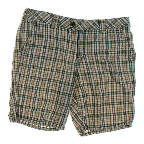French Cuff Plaid Shorts in size 10 at up to 95% Off - Swap.com