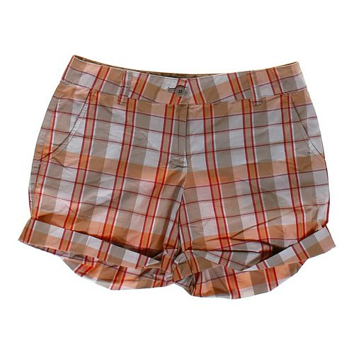 New York & Company Plaid Shorts in size 4 at up to 95% Off - Swap.com