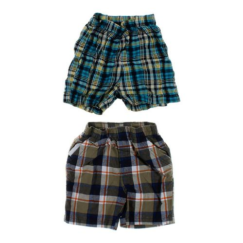Plaid Shorts Set in size 24 mo at up to 95% Off - Swap.com