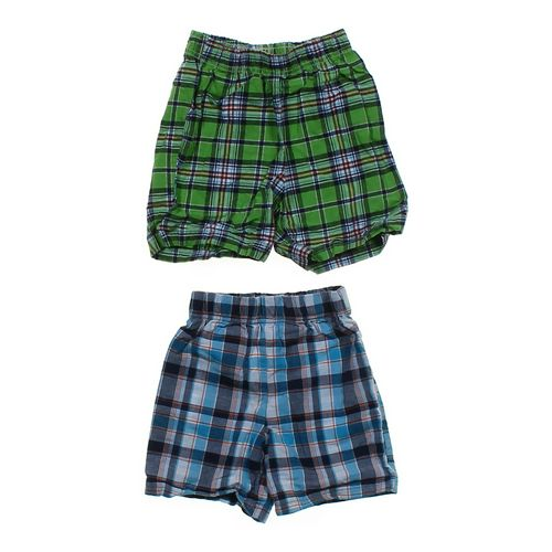 Carter's Plaid Shorts Set in size 24 mo at up to 95% Off - Swap.com