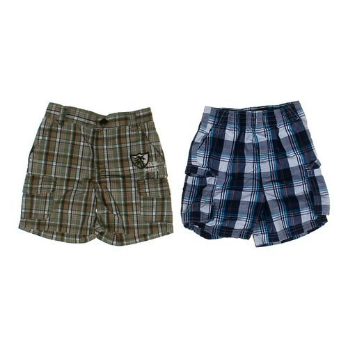 Koala Kids Plaid Shorts Set in size 18 mo at up to 95% Off - Swap.com